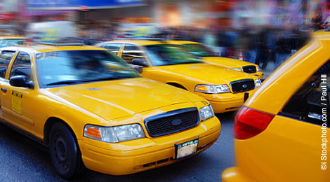 taxis in new york city. Black Bedroom Furniture Sets. Home Design Ideas